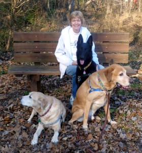 Anne, Rudy, Missie in the middle, Cooper
